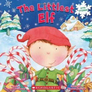 The Littlest Elf by author Brandi Dougherty