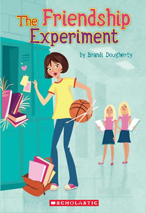 The Friendship Experiment by author Brandi Dougherty