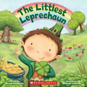 book-leprechaun