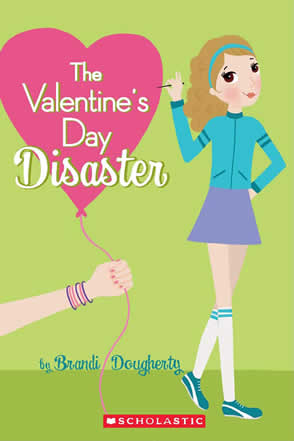 The Valentine's Day Disaster by author Brandi Dougherty